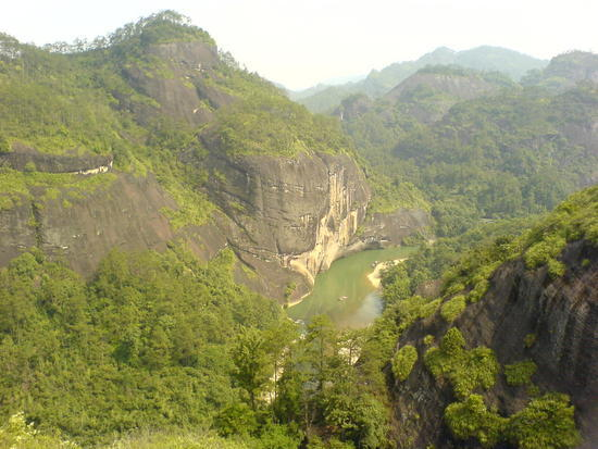 06 - 16 June 2007 - Wuyi Shan Day 1 (23)
