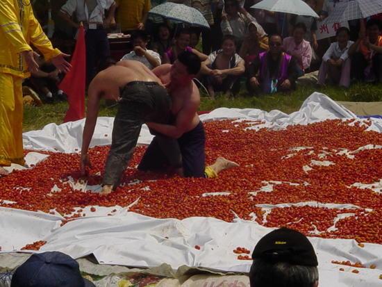 Gan Zhuang Shan Festival (42)