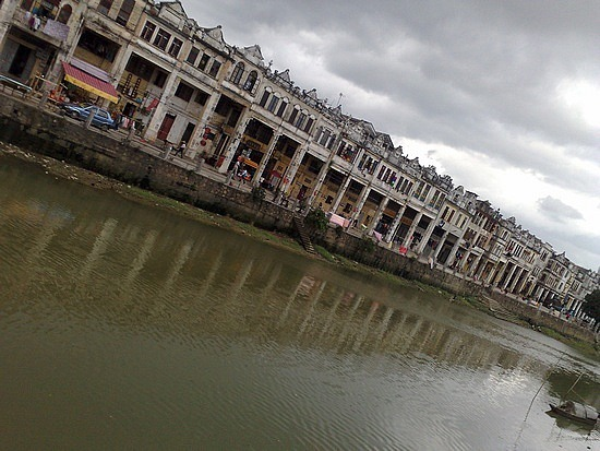 The Kaiping Area Diaolou Clusters