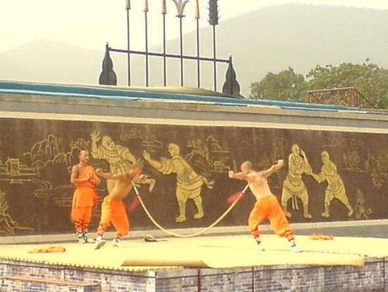 The Shaolin Monastery N Song Shan (4)