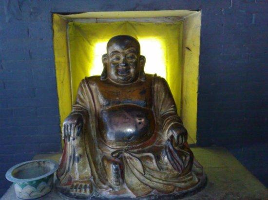 2-Hanging Monastery & Mu Ta Pagoda
