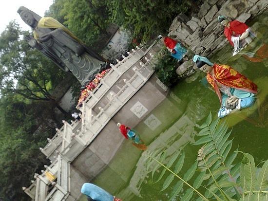 Buddha Mountain, Botanical Gardens & Muslim BBQ St