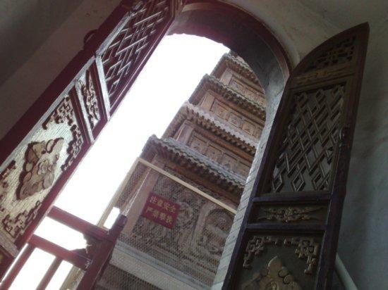 36-Wuta Pagoda & Da Zhao Temple