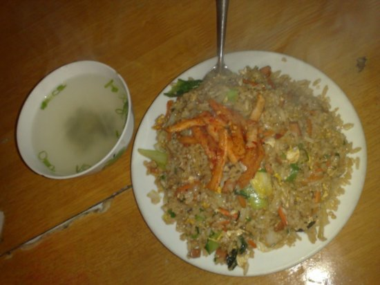 Dinner - Yangzhou Fried Rice 03