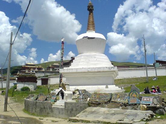 Litang Town & Monastery Walk (15)