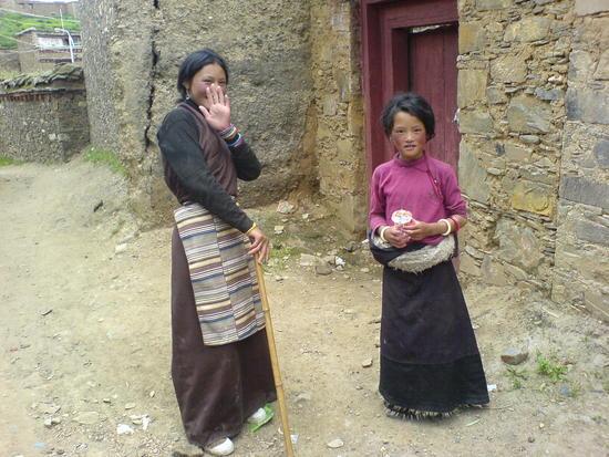 Litang Town & Monastery Walk (12)