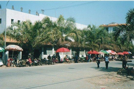 Xishuangbanna - Jinhong Arrival (3)