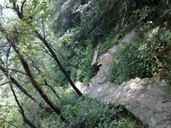 Jigongshan Third Day Adventure