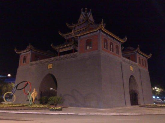 18-Bell Tower & Zhongshan Park