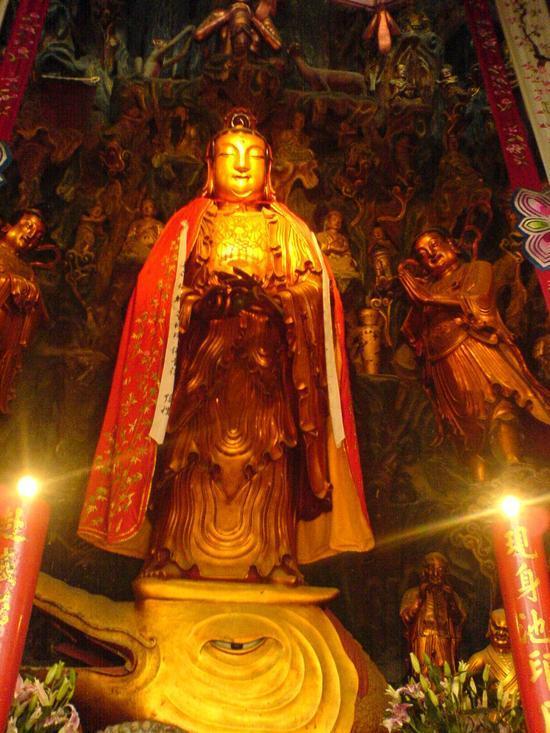 Shanghai City Temple Adventure (26)