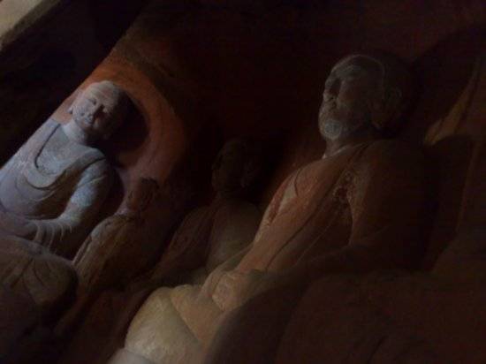 12-Xumi Shan Grottoes