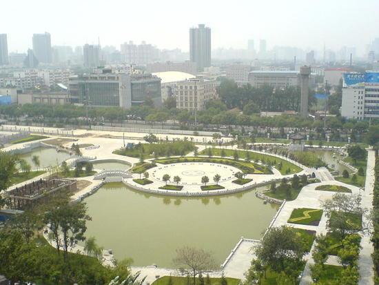 Xian Little Goose Pagoda Day (3)