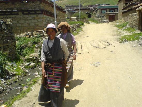 Litang Town & Monastery Walk (4)