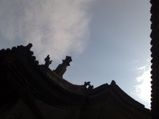 32-Shapely Roof Tops & Chinese Theatre