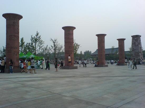 Xian Little Goose Pagoda Day (27)