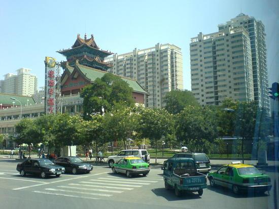 Baiyin Good Bye & Lanzhou Streets (6)