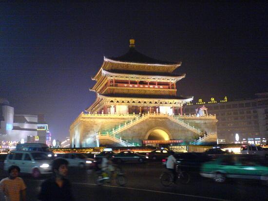 Goodbye Lanzhou Hello Xian (8)
