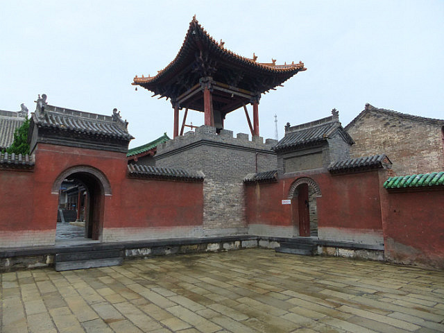 The Haihui Temple Adventure