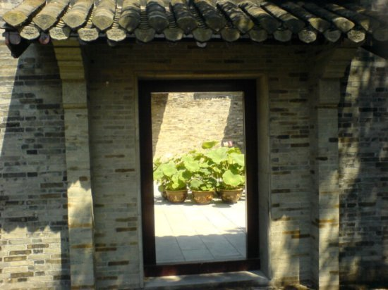 Yangzhou - He Gardens 3