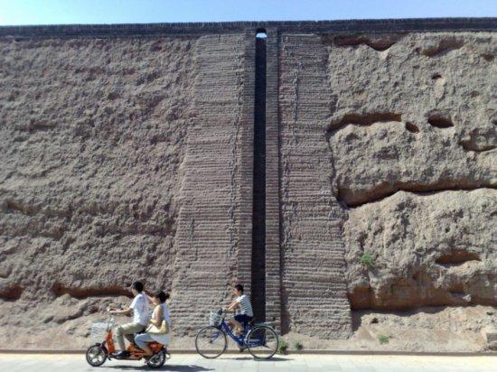 1-Pingyao Wall Adventure