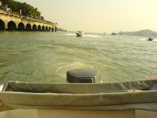 Xiamen - Speedboat & Backstreets (3)