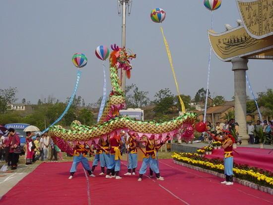 Gan Zhuang Shan Festival