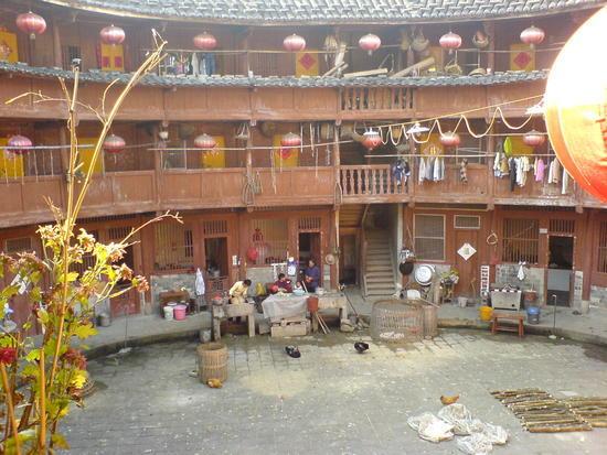 Chuxi Hakka Earth Building Group (34)