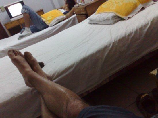 6-Xinyang  Crappy Hotel