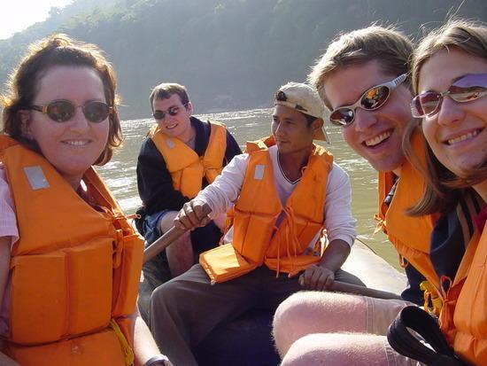 Galanba N Mekong  Rafting