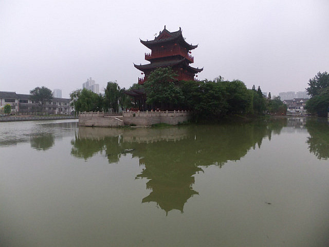 Temple & Lake Park Adventures