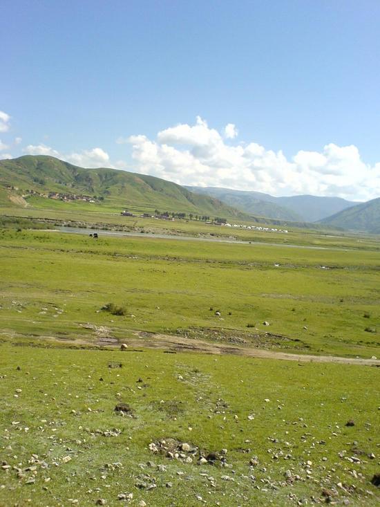 Litang Town & Monastery Walk