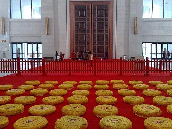 Famen Temple With Chen Miao