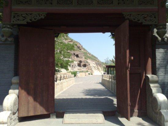34-Yungang Grottoes Datong