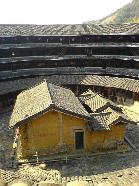 Chuxi Hakka Earth Building Group (9)