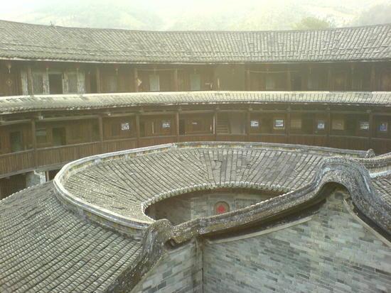 The Zhenfu Hakka Earth Building (5)