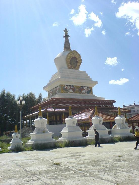 Litang Town & Monastery Walk (42)