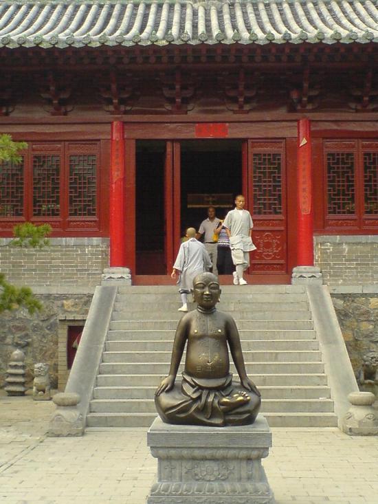 The Shaolin Monastery N Song Shan (17)