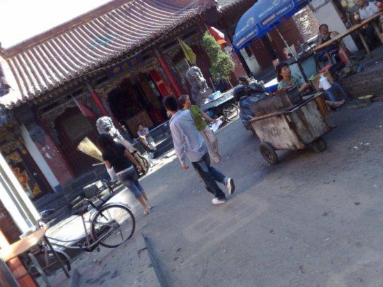 4-Temples & Parks City Walk