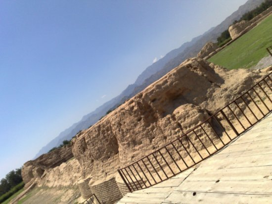 6-Western Xia Tombs No 3