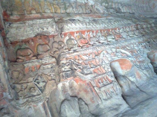 28-Yungang Grottoes Datong
