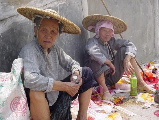 Gan Zhuang Shan Festival (27)