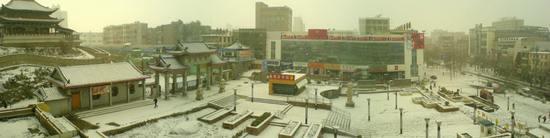 The Last Snow Shots