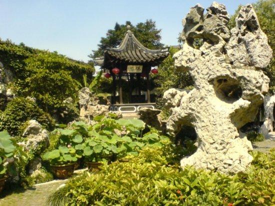 Yangzhou - He Gardens 5
