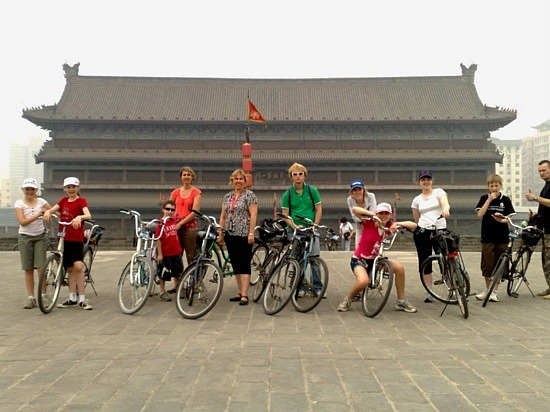 City Wall Ride & Market Places