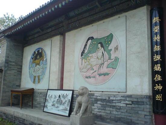 Xian Little Goose Pagoda Day (8)