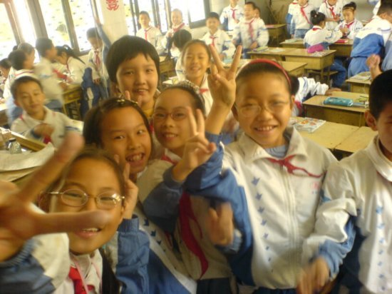 My Happy Third Birthday In China