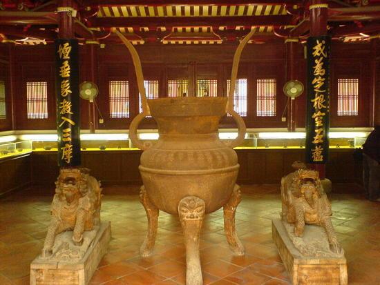 Kaiyuan Si Temple (19)