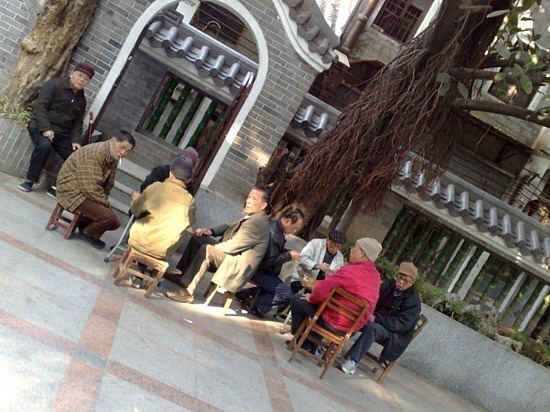 The Chen Clan & Shamian Island Adventure