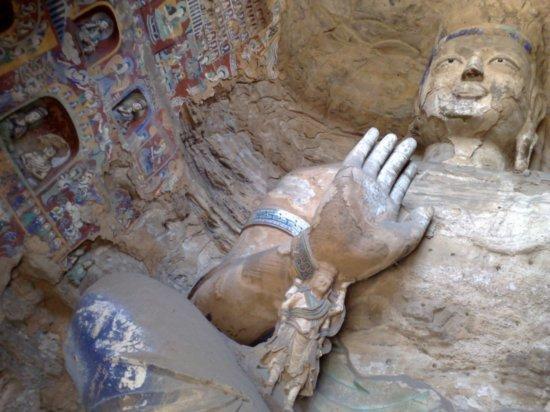 4-Yungang Grottoes Datong