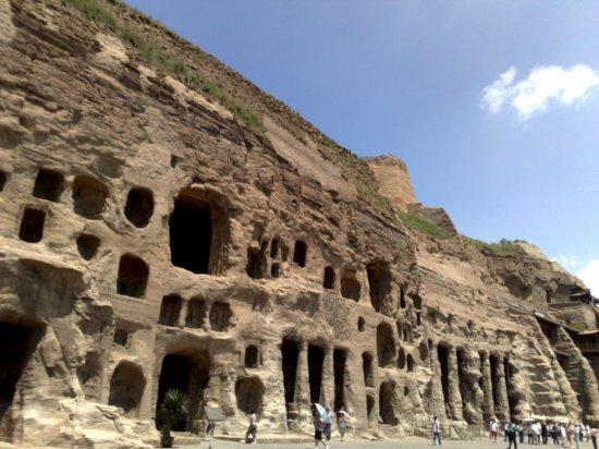 17-Yungang Grottoes Datong
